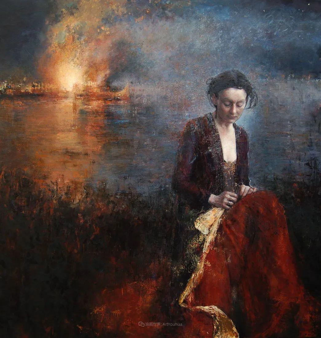 她每幅作品,都是一种宁静的沉思插图9
