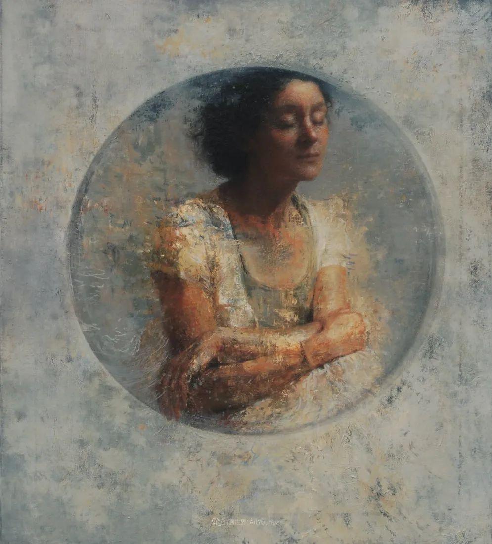 她每幅作品,都是一种宁静的沉思插图12
