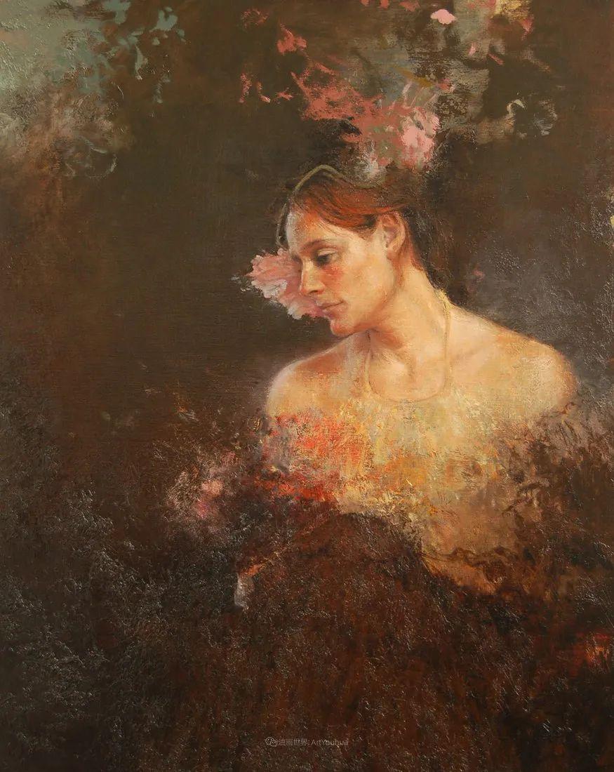 她每幅作品,都是一种宁静的沉思插图14