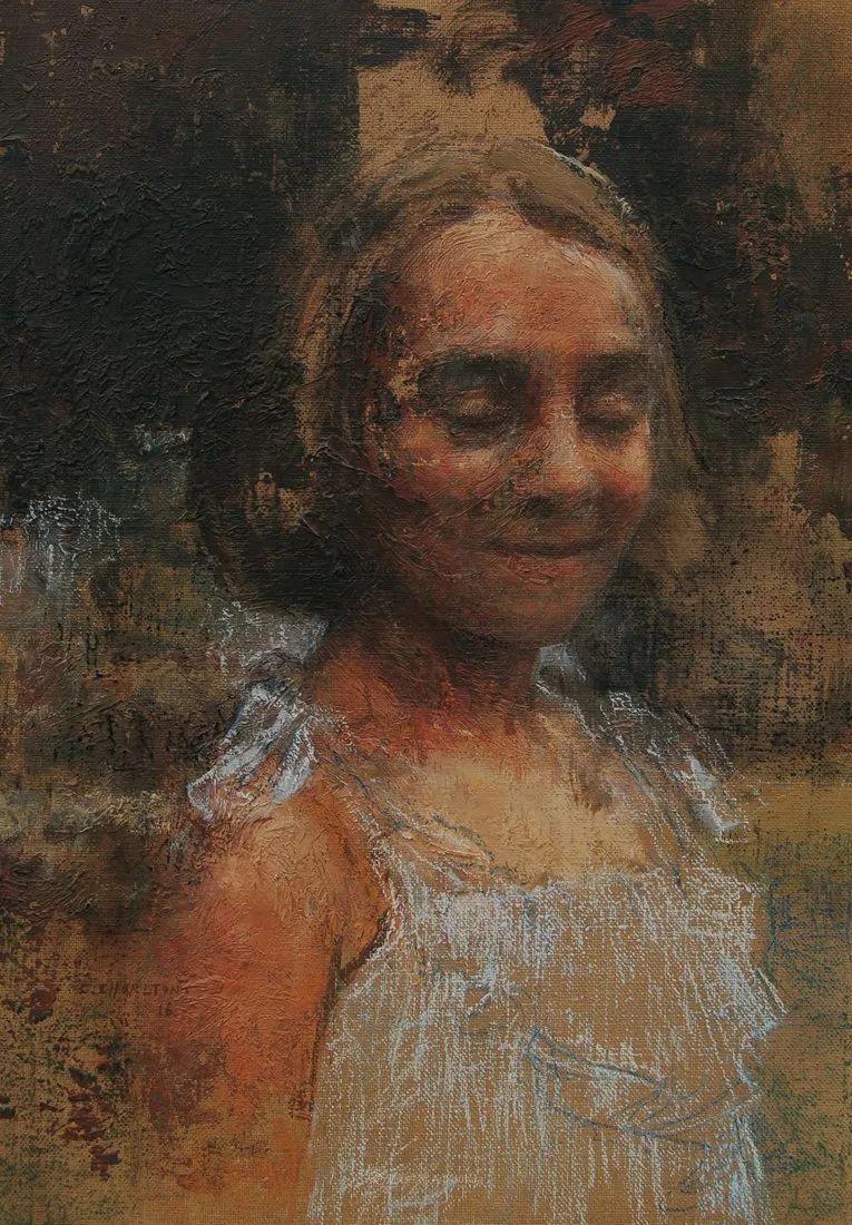 她每幅作品,都是一种宁静的沉思插图18