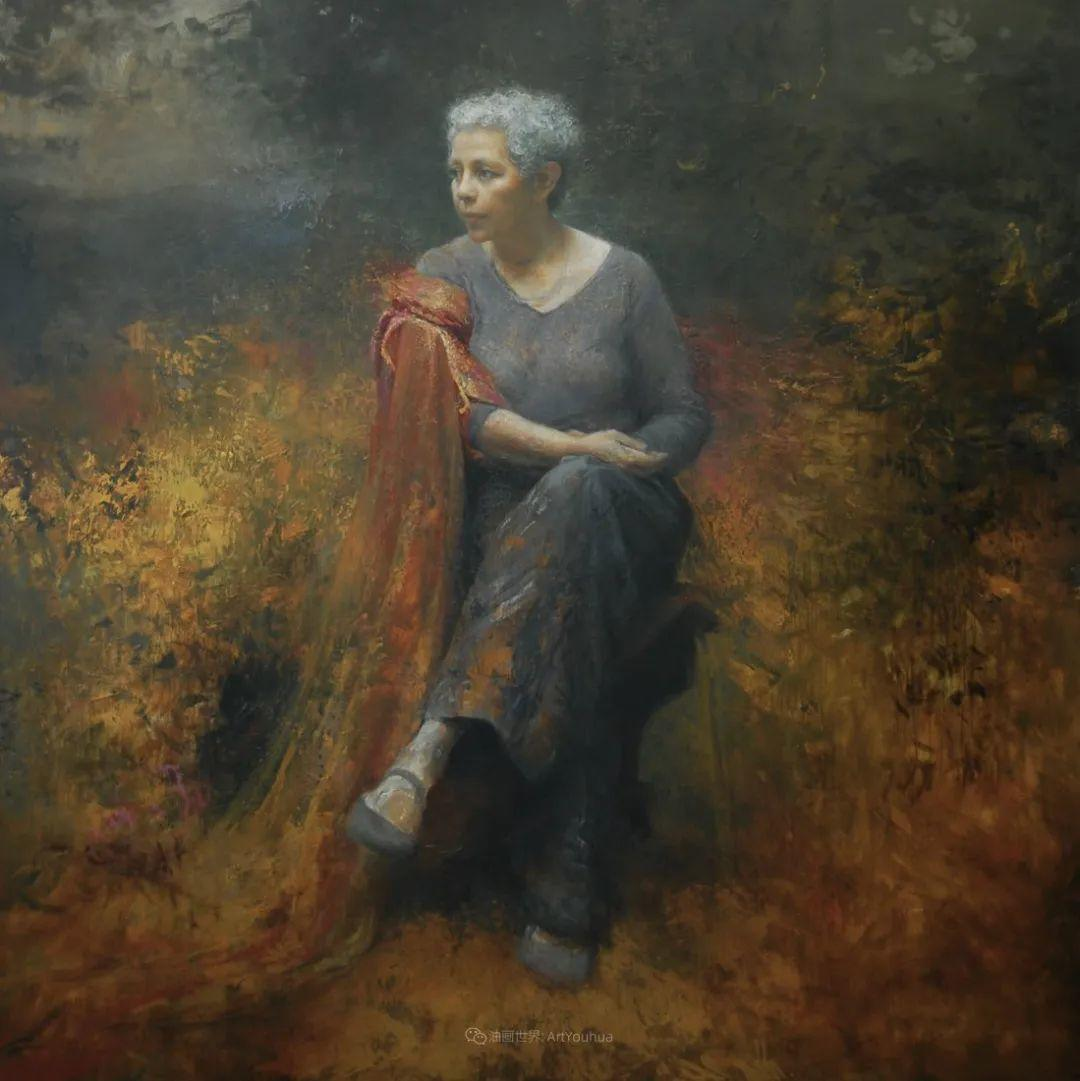 她每幅作品,都是一种宁静的沉思插图21