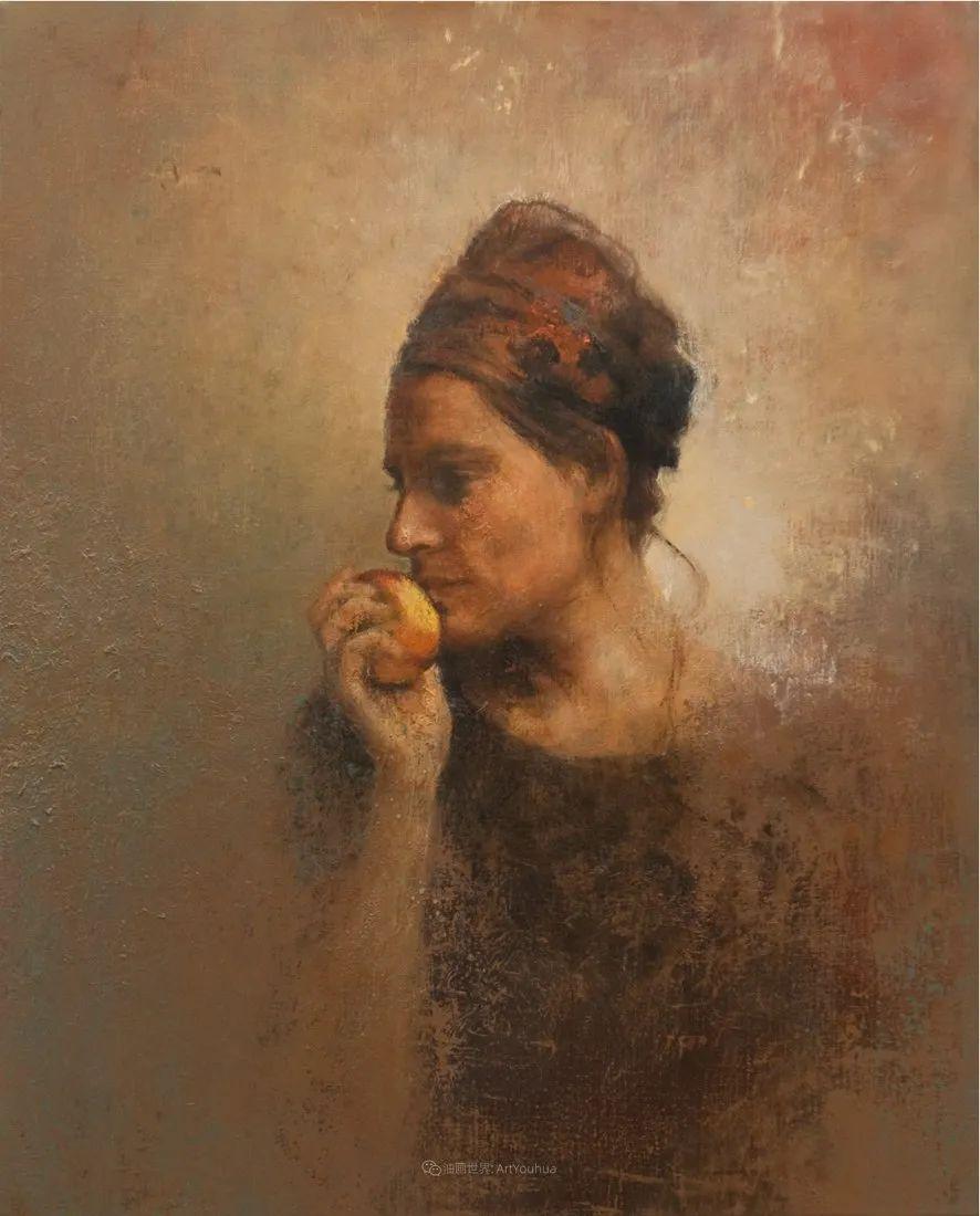她每幅作品,都是一种宁静的沉思插图23