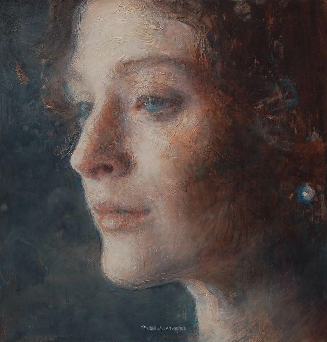 她每幅作品,都是一种宁静的沉思插图24