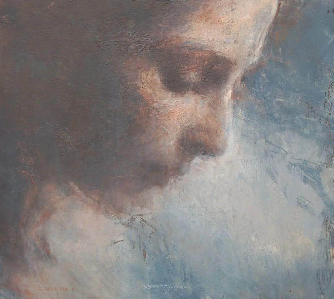 她每幅作品,都是一种宁静的沉思插图25