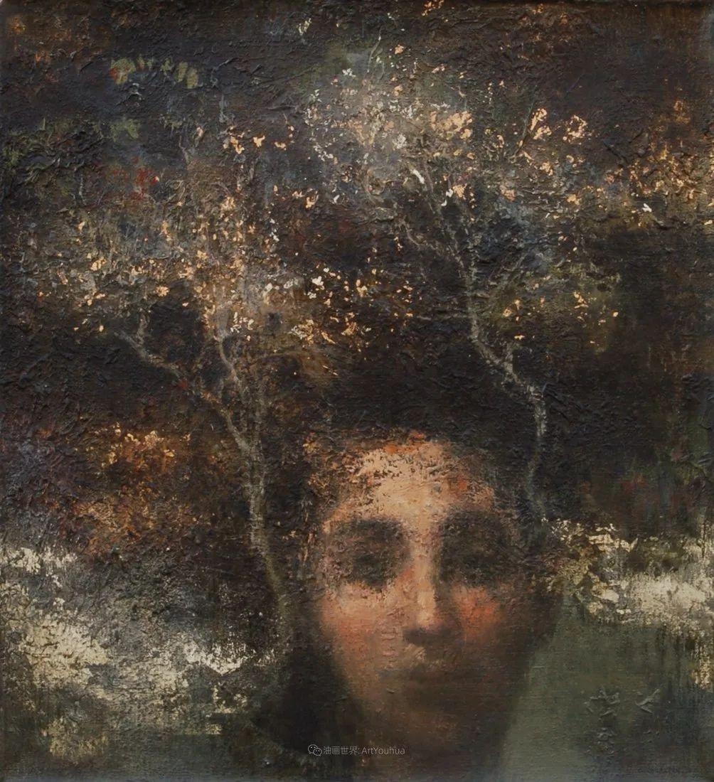 她每幅作品,都是一种宁静的沉思插图27
