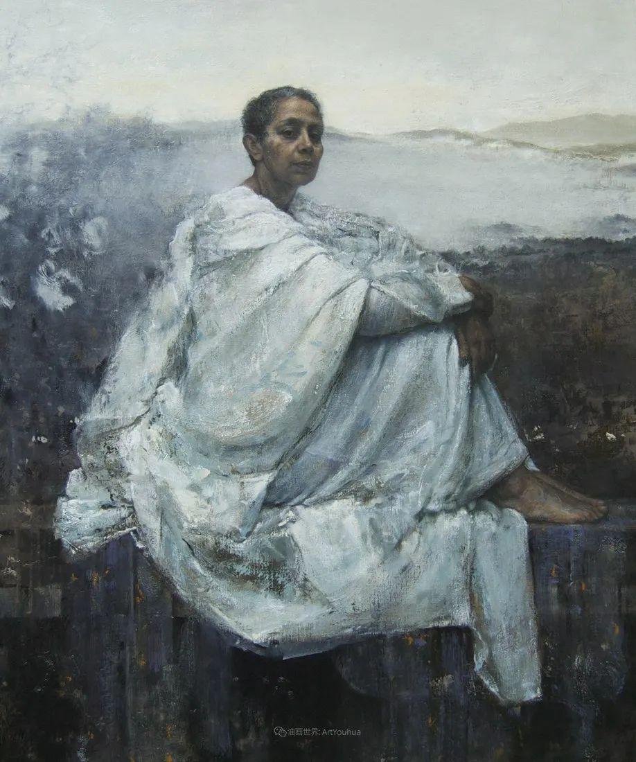 她每幅作品,都是一种宁静的沉思插图33