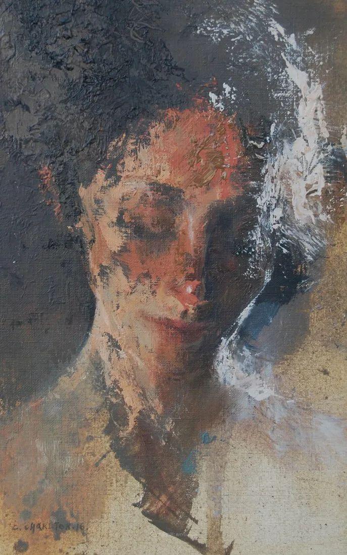 她每幅作品,都是一种宁静的沉思插图34