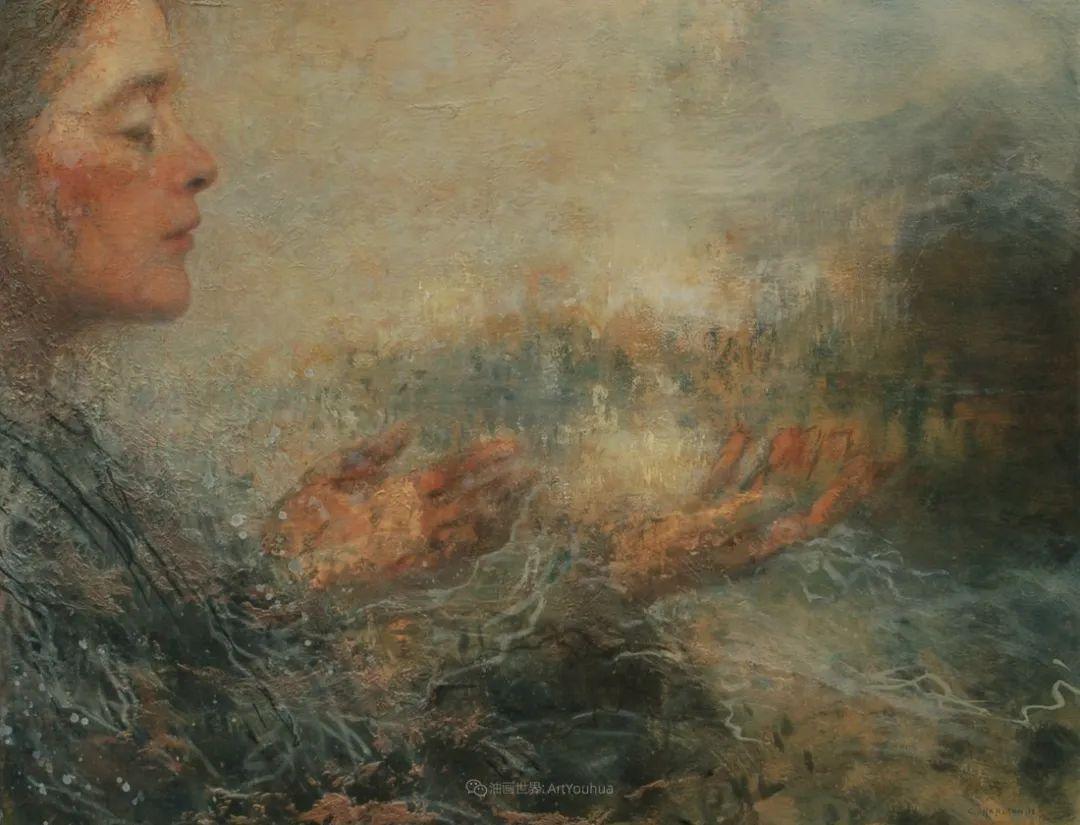 她每幅作品,都是一种宁静的沉思插图41
