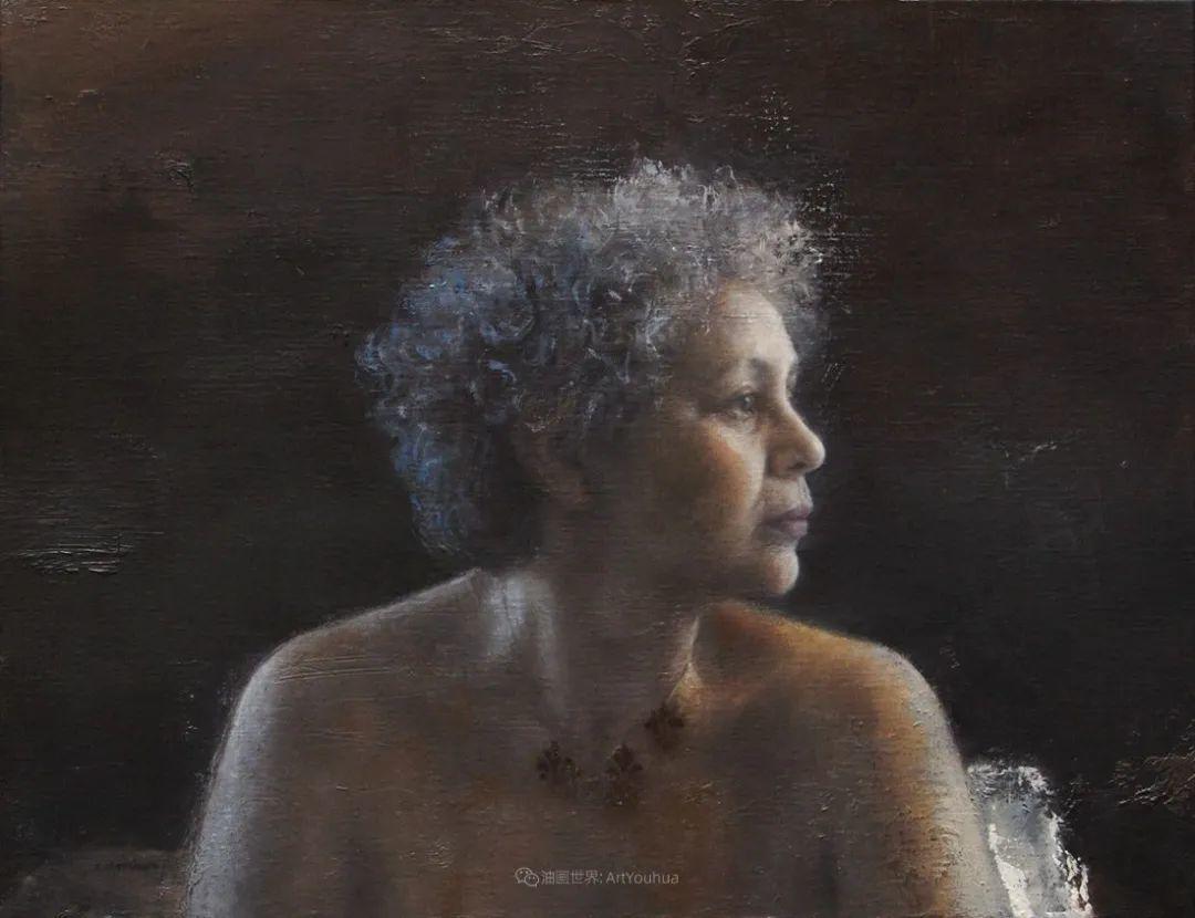 她每幅作品,都是一种宁静的沉思插图44