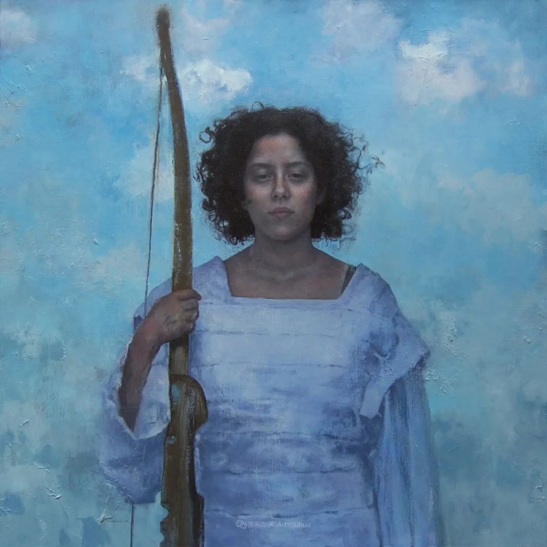 她每幅作品,都是一种宁静的沉思插图49