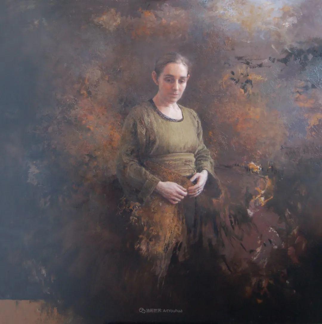她每幅作品,都是一种宁静的沉思插图51