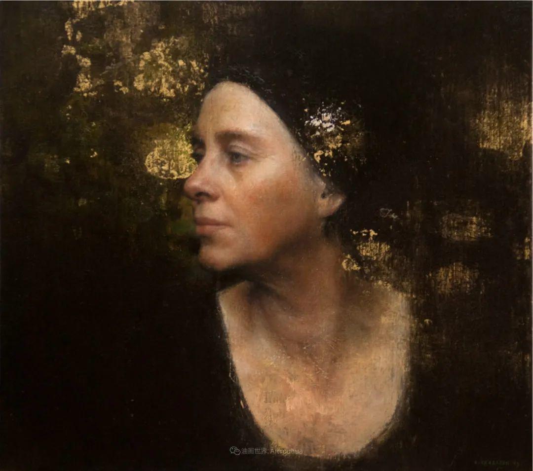 她每幅作品,都是一种宁静的沉思插图54
