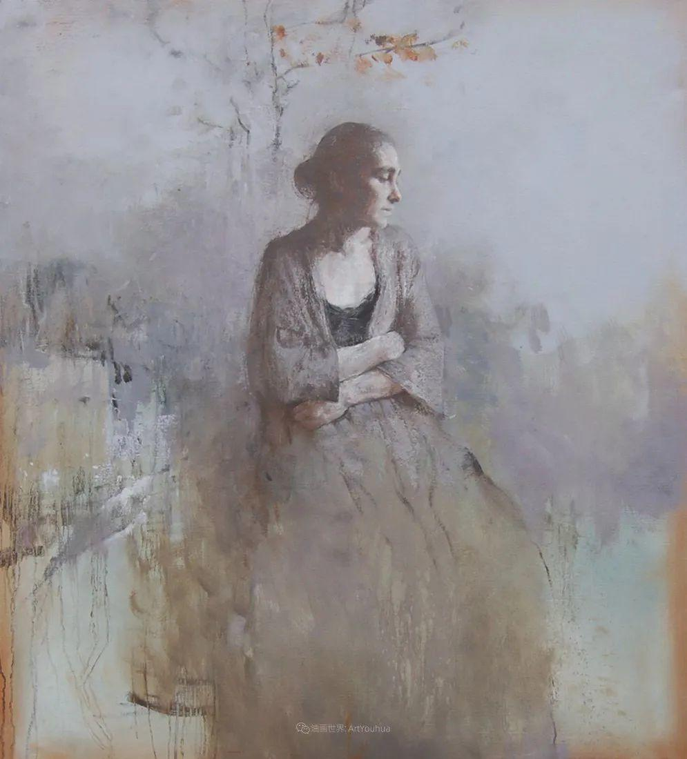 她每幅作品,都是一种宁静的沉思插图60