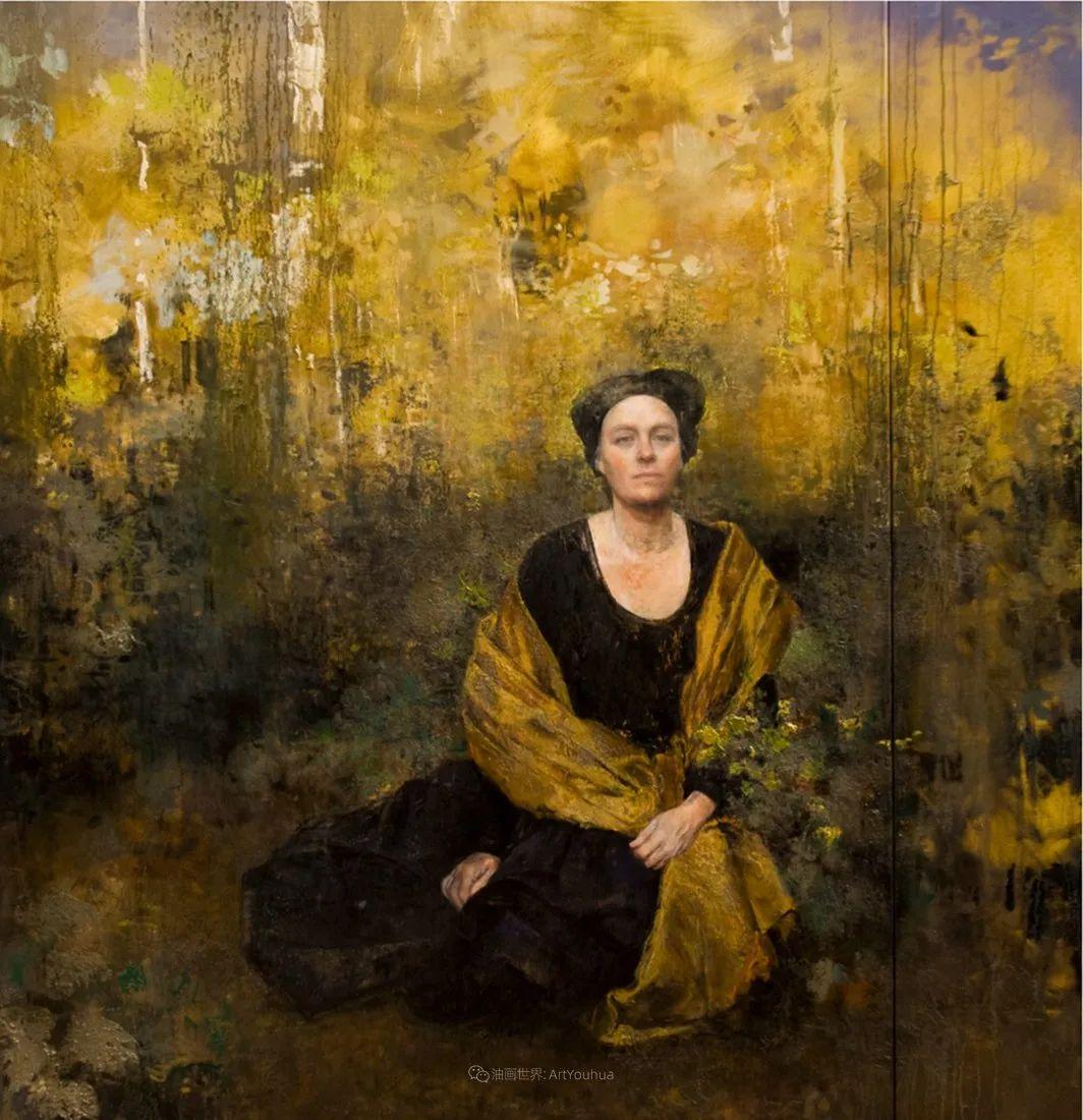她每幅作品,都是一种宁静的沉思插图62