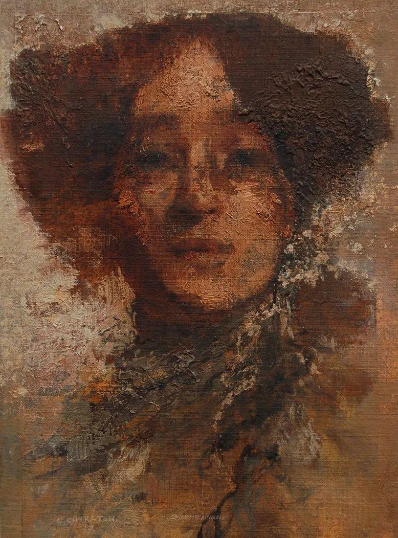 她每幅作品,都是一种宁静的沉思插图63