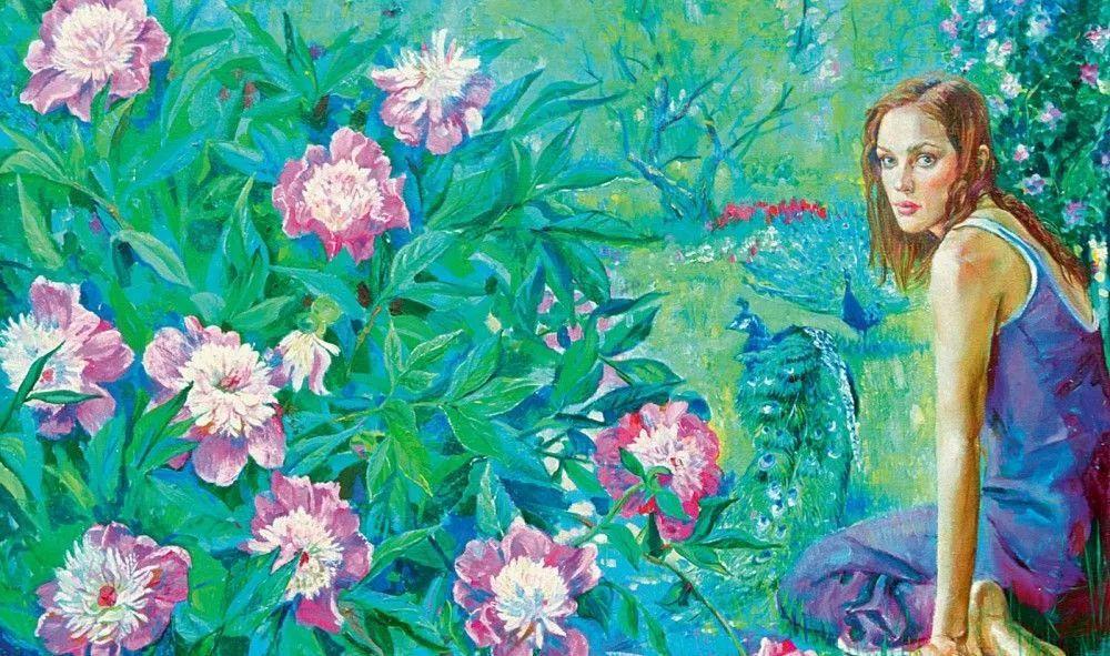 细致瑰丽的画风,俄罗斯女画家纳塔利娅·图尔插图8