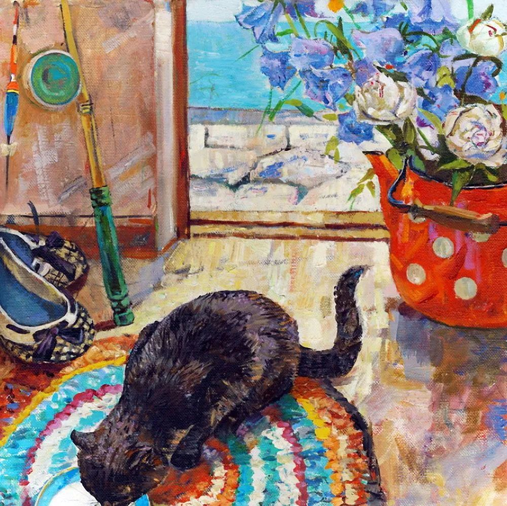 细致瑰丽的画风,俄罗斯女画家纳塔利娅·图尔插图13