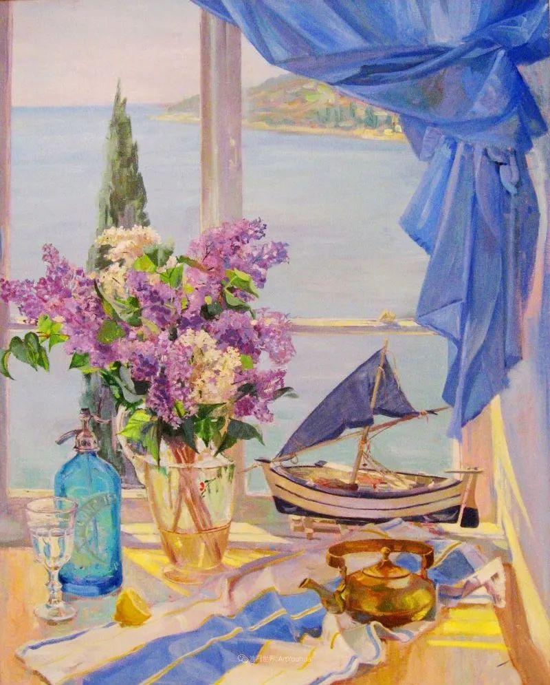 细致瑰丽的画风,俄罗斯女画家纳塔利娅·图尔插图17