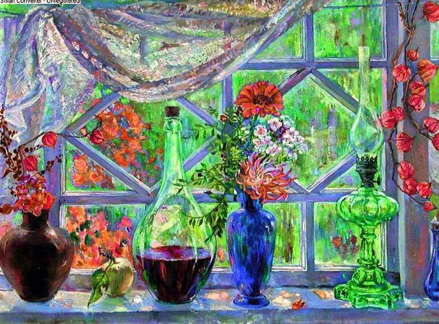 细致瑰丽的画风,俄罗斯女画家纳塔利娅·图尔插图20
