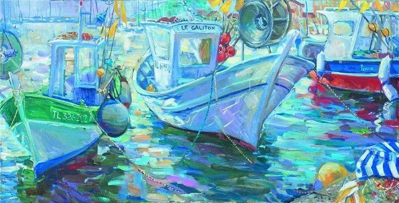 细致瑰丽的画风,俄罗斯女画家纳塔利娅·图尔插图22