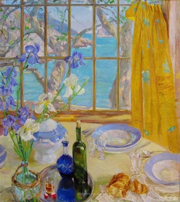细致瑰丽的画风,俄罗斯女画家纳塔利娅·图尔插图36