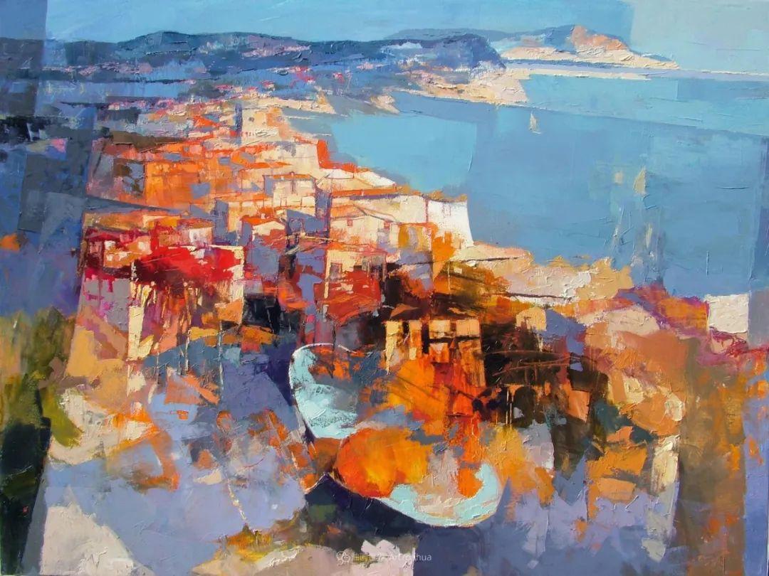 既抽象又写实的迷离感,意大利画家亚历克斯·贝尔塔纳插图1