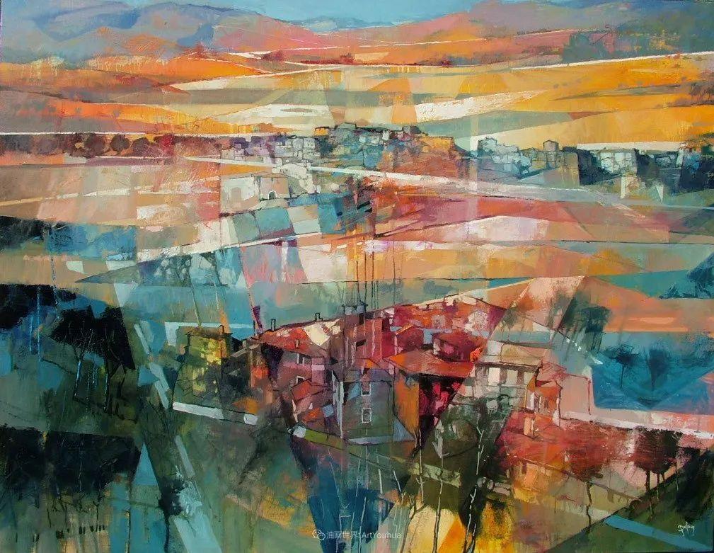 既抽象又写实的迷离感,意大利画家亚历克斯·贝尔塔纳插图9