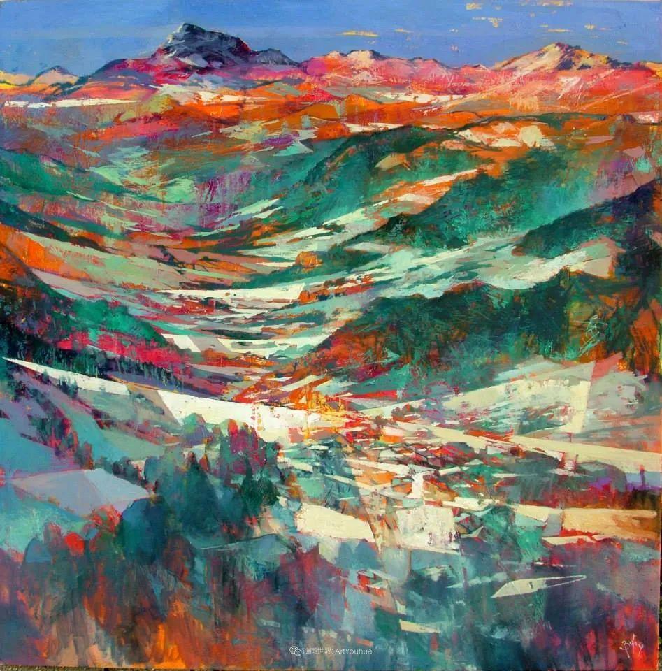 既抽象又写实的迷离感,意大利画家亚历克斯·贝尔塔纳插图11
