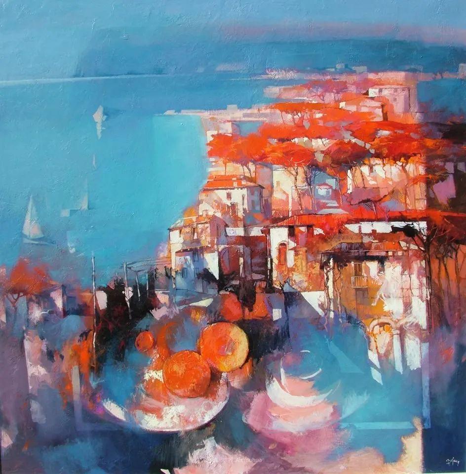 既抽象又写实的迷离感,意大利画家亚历克斯·贝尔塔纳插图17
