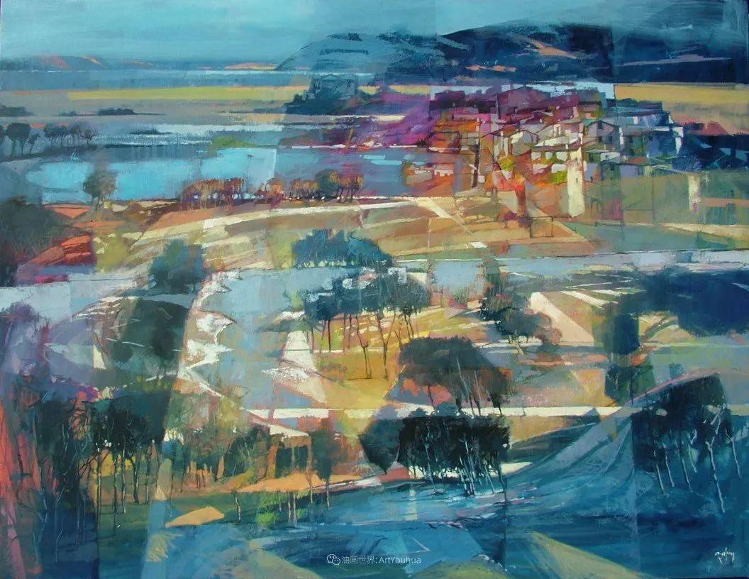 既抽象又写实的迷离感,意大利画家亚历克斯·贝尔塔纳插图27