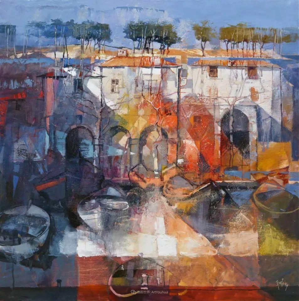 既抽象又写实的迷离感,意大利画家亚历克斯·贝尔塔纳插图29