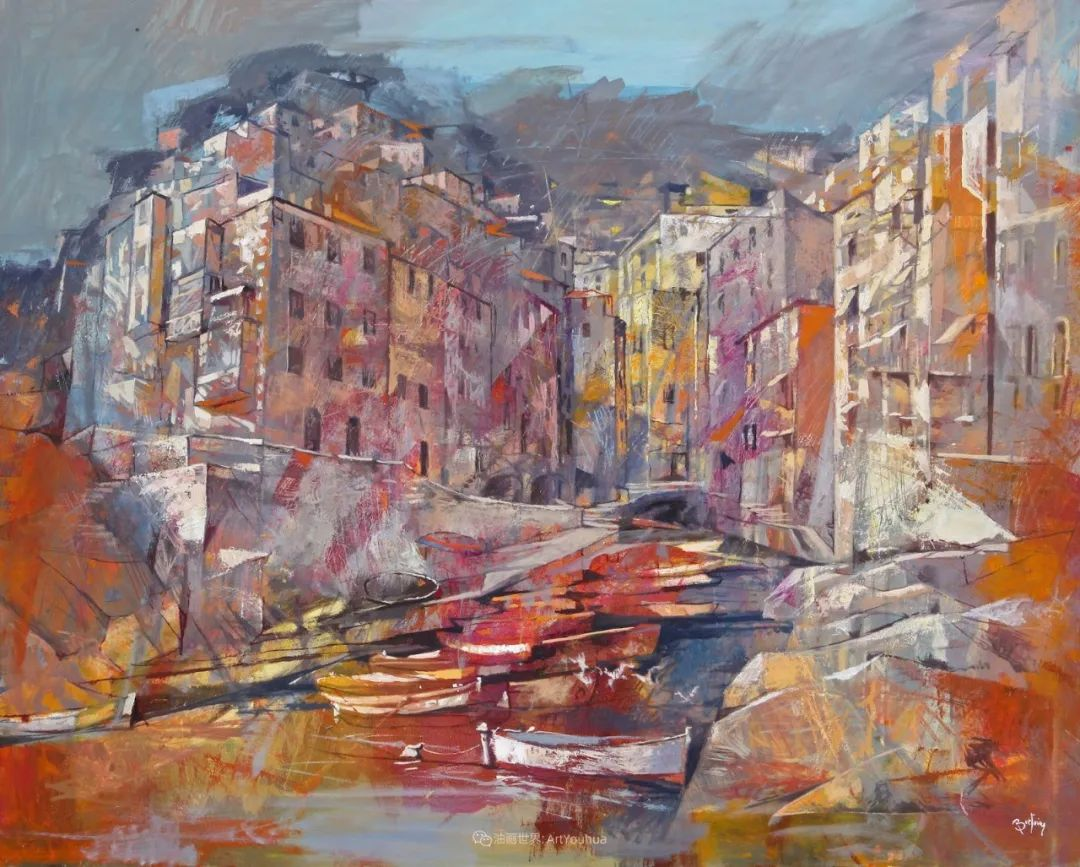 既抽象又写实的迷离感,意大利画家亚历克斯·贝尔塔纳插图35