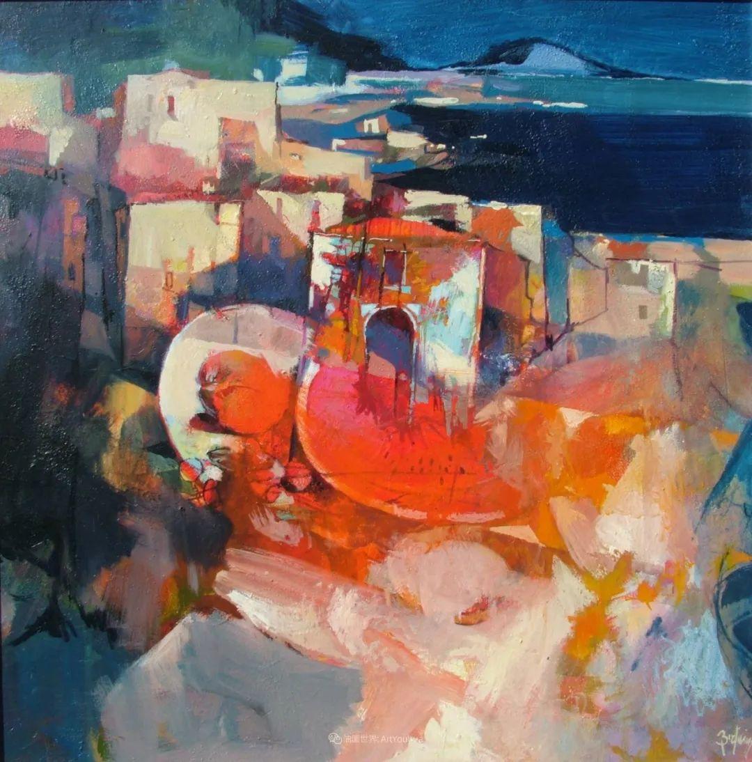 既抽象又写实的迷离感,意大利画家亚历克斯·贝尔塔纳插图45