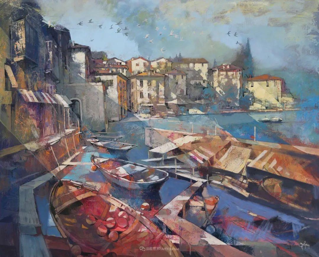 既抽象又写实的迷离感,意大利画家亚历克斯·贝尔塔纳插图47