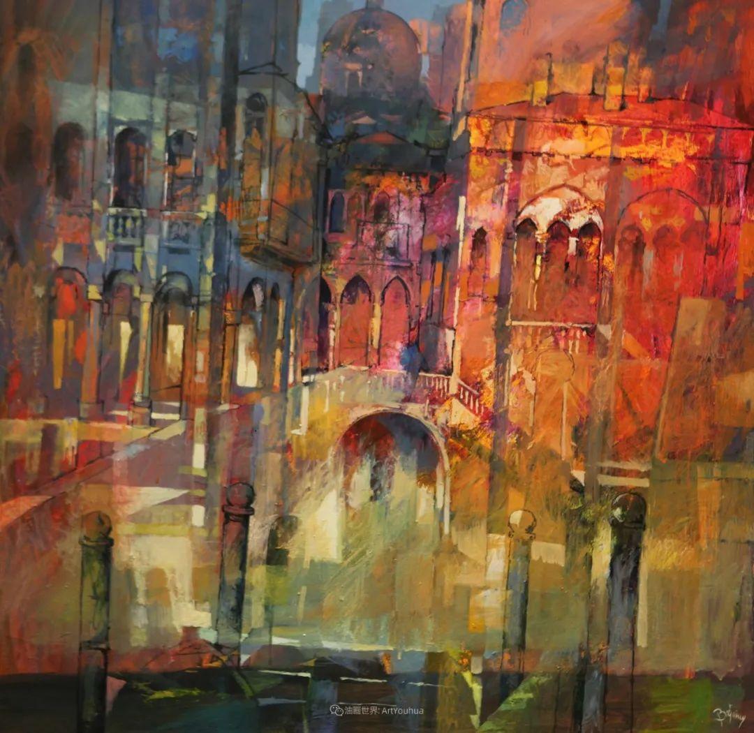 既抽象又写实的迷离感,意大利画家亚历克斯·贝尔塔纳插图51