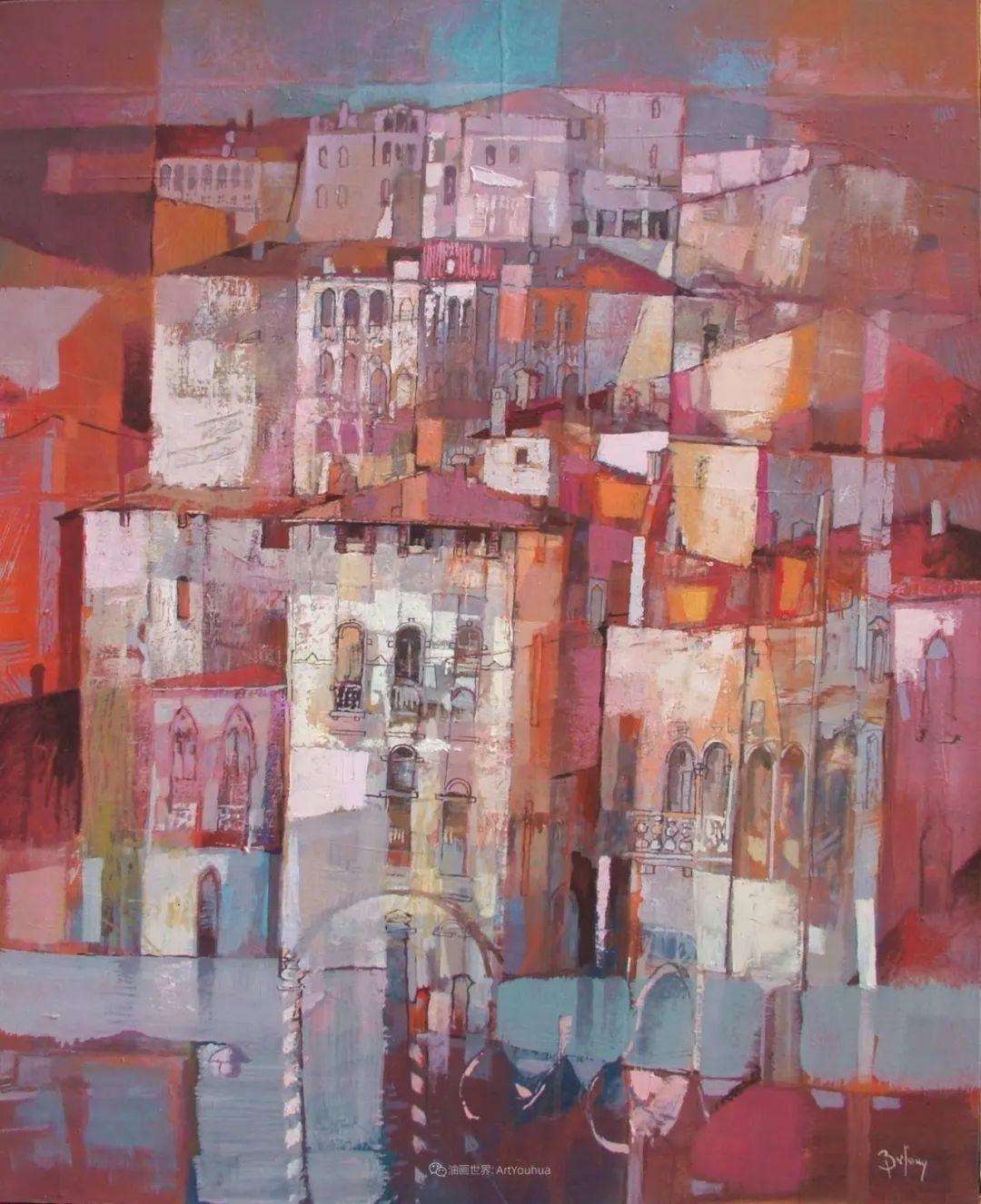 既抽象又写实的迷离感,意大利画家亚历克斯·贝尔塔纳插图59