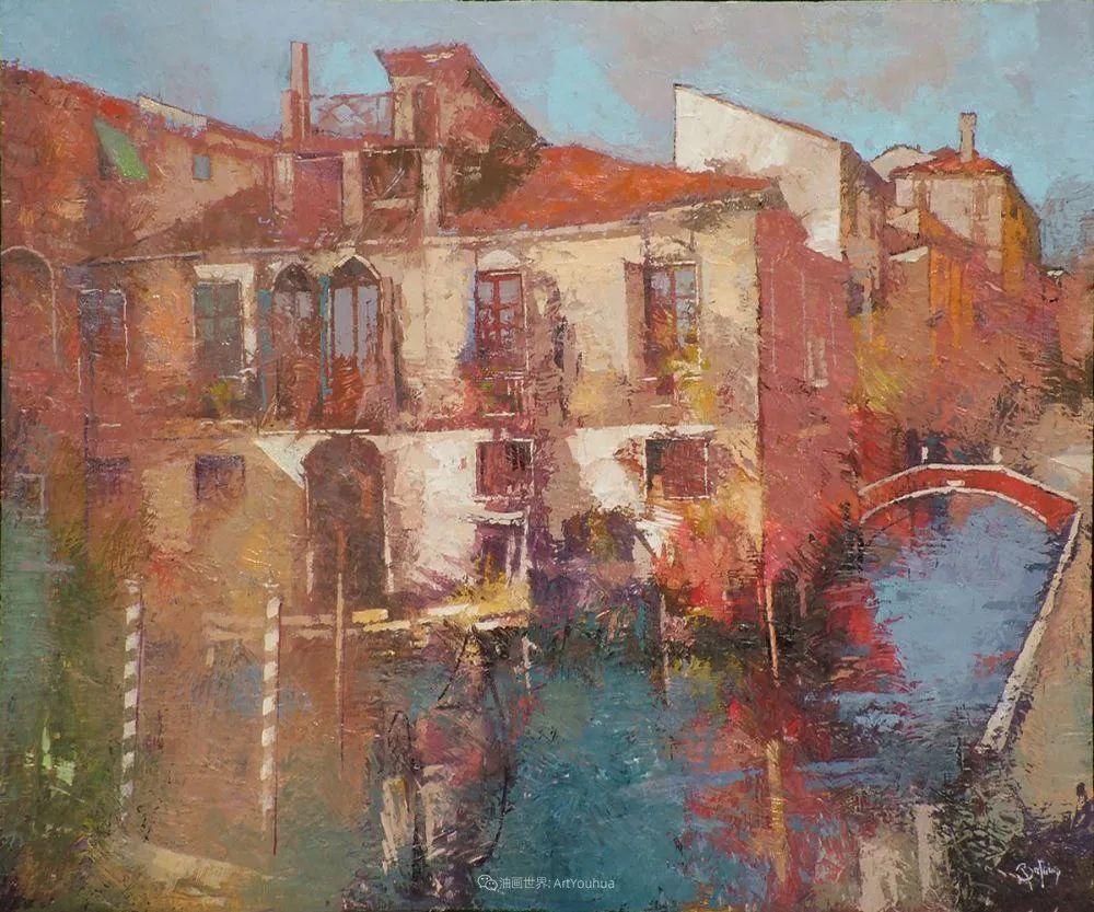既抽象又写实的迷离感,意大利画家亚历克斯·贝尔塔纳插图93