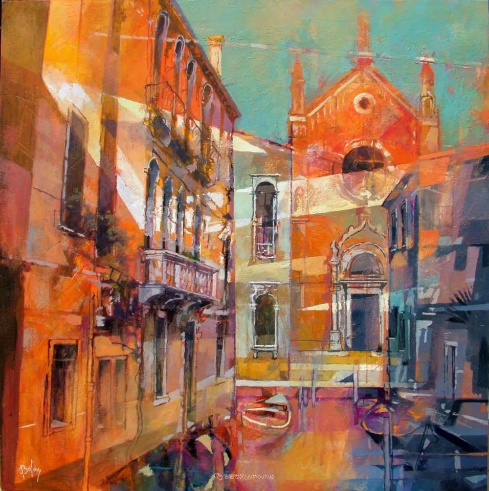 既抽象又写实的迷离感,意大利画家亚历克斯·贝尔塔纳插图107