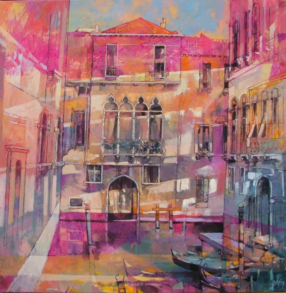 既抽象又写实的迷离感,意大利画家亚历克斯·贝尔塔纳插图113