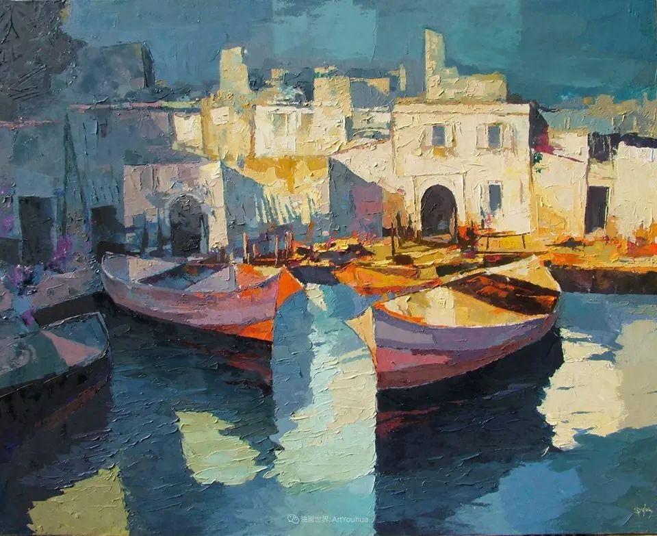 既抽象又写实的迷离感,意大利画家亚历克斯·贝尔塔纳插图121