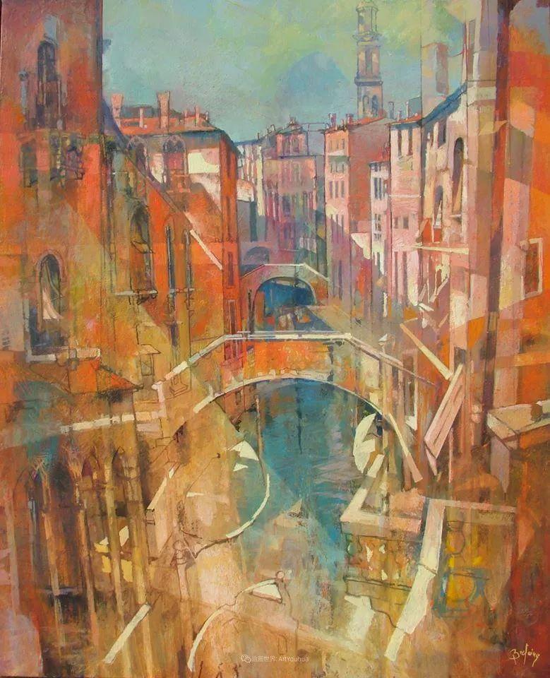 既抽象又写实的迷离感,意大利画家亚历克斯·贝尔塔纳插图125