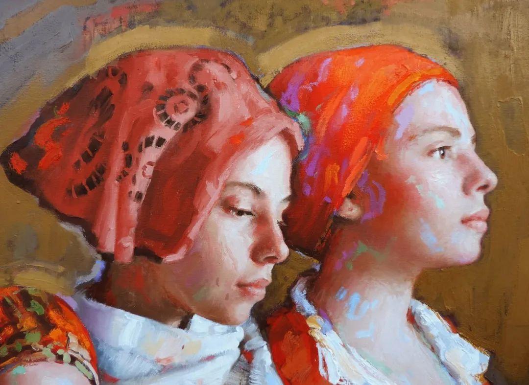 追随经典美学,阿根廷画家雨果·乌拉赫插图3