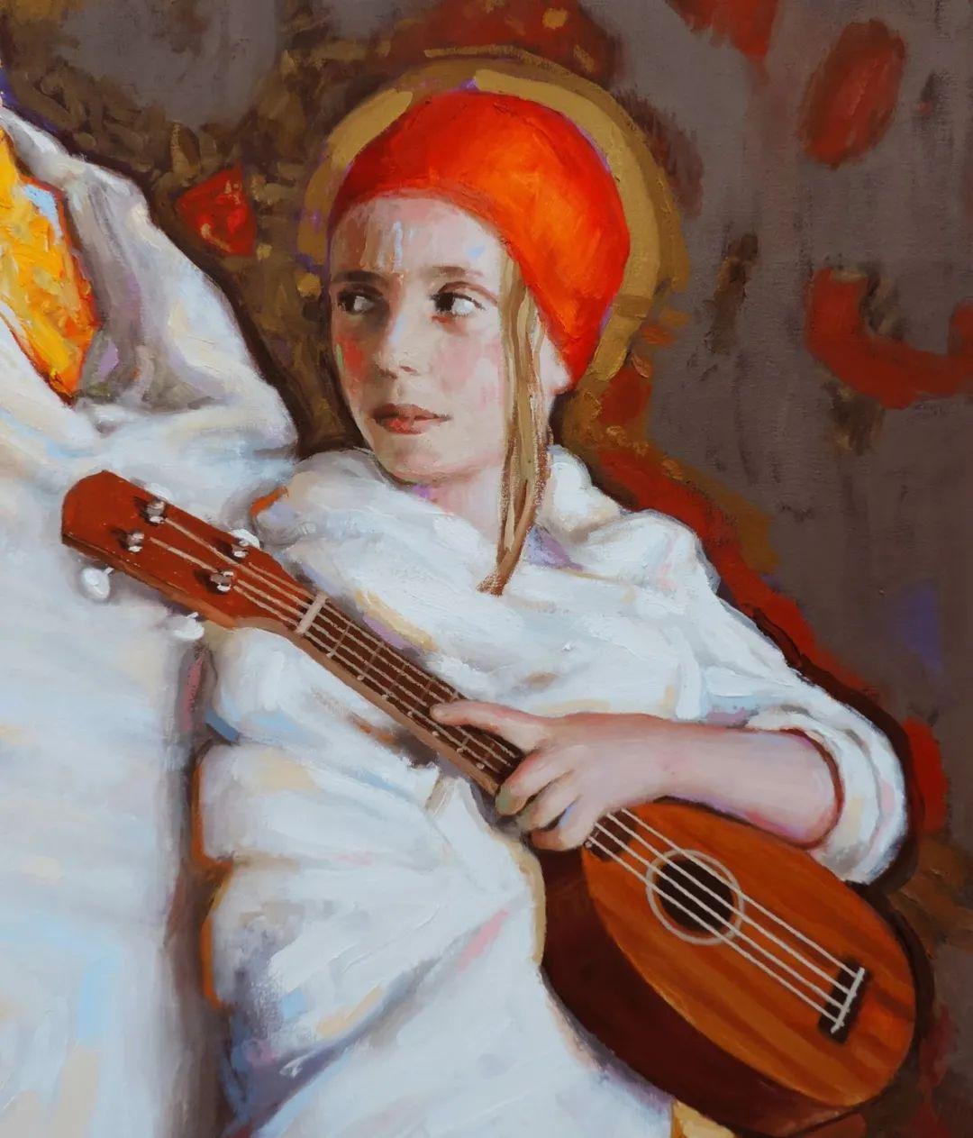 追随经典美学,阿根廷画家雨果·乌拉赫插图5