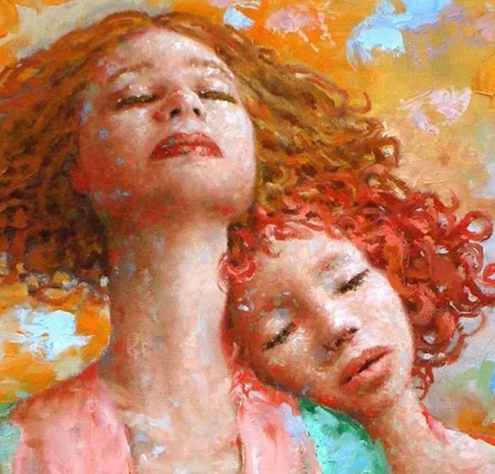 追随经典美学,阿根廷画家雨果·乌拉赫插图9