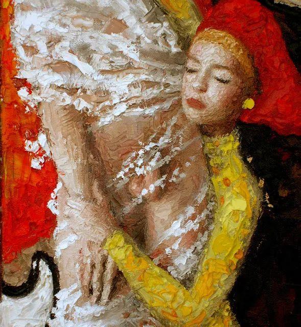 追随经典美学,阿根廷画家雨果·乌拉赫插图13