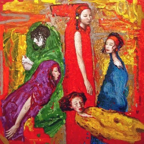 追随经典美学,阿根廷画家雨果·乌拉赫插图17