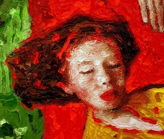 追随经典美学,阿根廷画家雨果·乌拉赫插图21