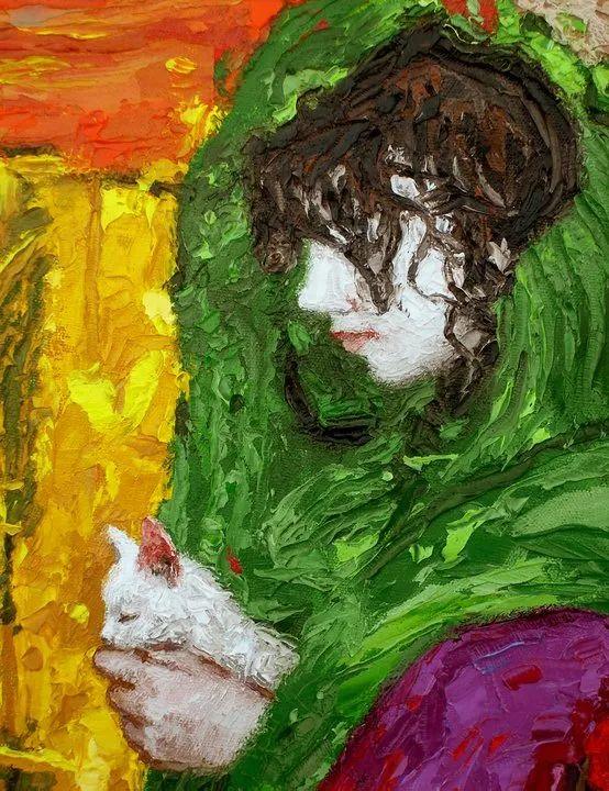 追随经典美学,阿根廷画家雨果·乌拉赫插图25