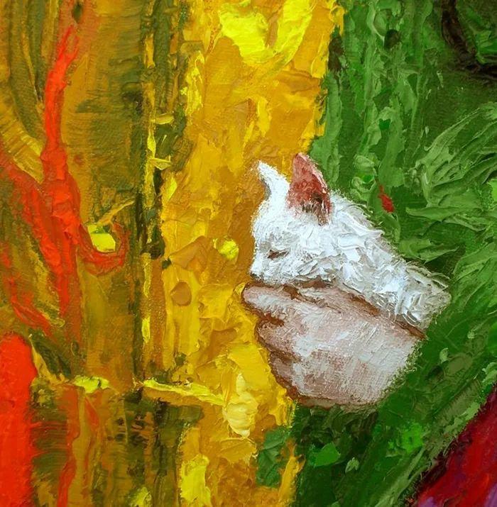 追随经典美学,阿根廷画家雨果·乌拉赫插图27