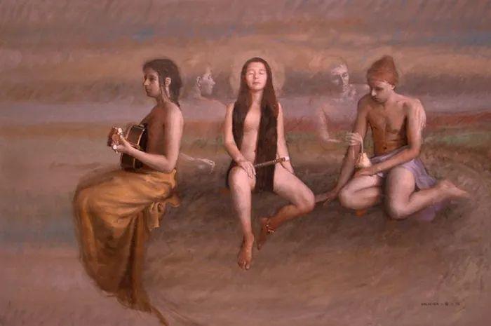 追随经典美学,阿根廷画家雨果·乌拉赫插图29